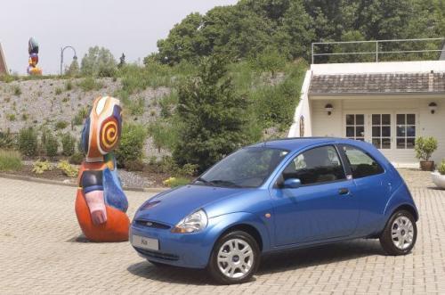 Ford Ford Ka Cieszy Sie Najwiekszym Powodzeniem Wsrod Pan Pojazd Wykorzystuje Podzespoly