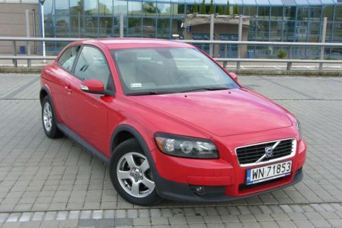 Fot. Jarosław Zgirski: Kompaktowe Volvo adresowane jest do ludzi młodych, ale z zasobnym portfelem