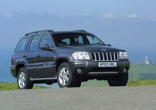 Jeep Grand Cherokee II [WJ] (1999 - 2004)