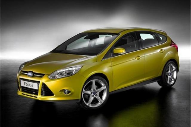 Najbezpieczniejsze samochody 2011 wg Euro NCAP (zdjęcia, filmy)