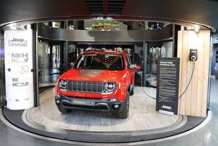 Jeep Renegade. Będzie hybryda  Plug-In