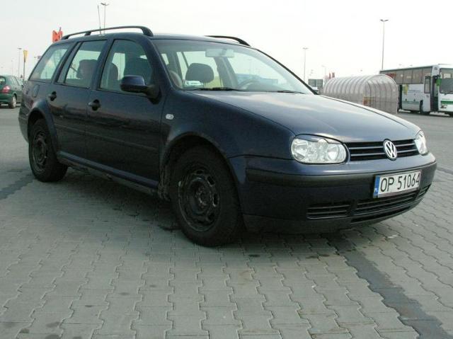 Testujemy używane: VW Golf IV Variant - starzeje się z klasą