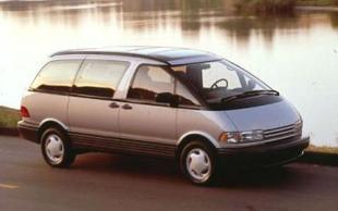 Toyota Previa I (1990 - 2000) Van