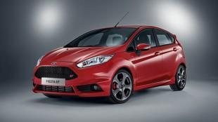 Ford Fiesta ST będzie miał 5 drzwi