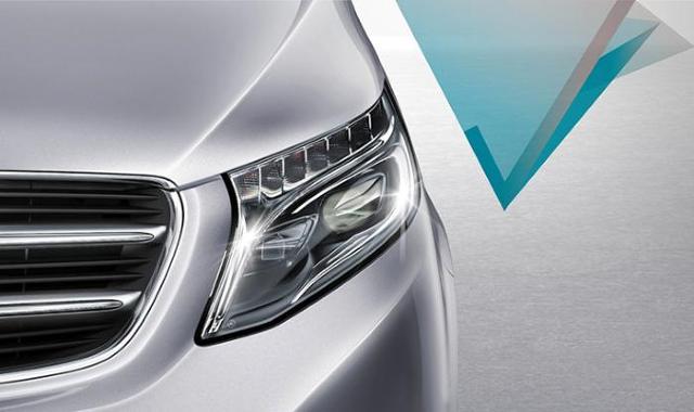 Mercedes-Benz V-Class / Fot. Mercedes-Benz