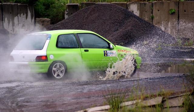 Rajd samochodowy w Kraśniku w weekend - mistrzostwa KJS