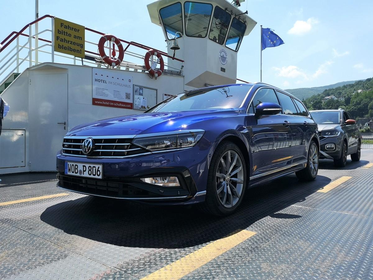 Volkswagen Passat / Fot. Kamil Rogala