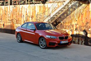 BMW SERIA 2 (2013 - teraz) Coupe