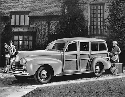 fot. Oldsmobile