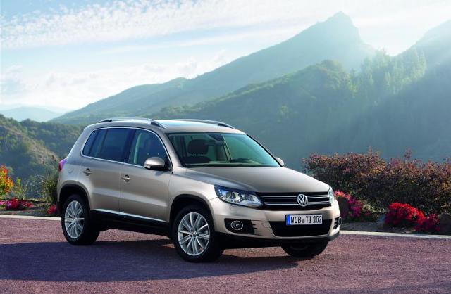 Volkswagen Tiguan po liftingu - premiera w Genewie