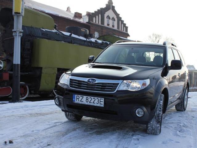 Testujemy: Subaru Forester Diesel - tylko ta cena