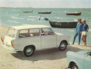 Trabant 601 (1966 - 1991) Kombi
