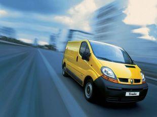 Renault Trafic II (2001 - teraz)