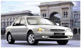 Kia Clarus II (1998 - 2001) Sedan