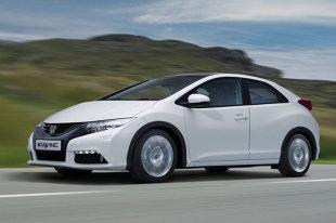 Honda Civic IX (2012 - teraz) Hatchback