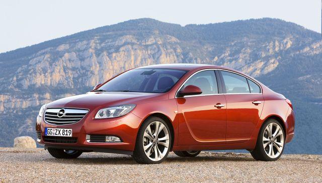 zdjęcie Opel Insignia Sedan