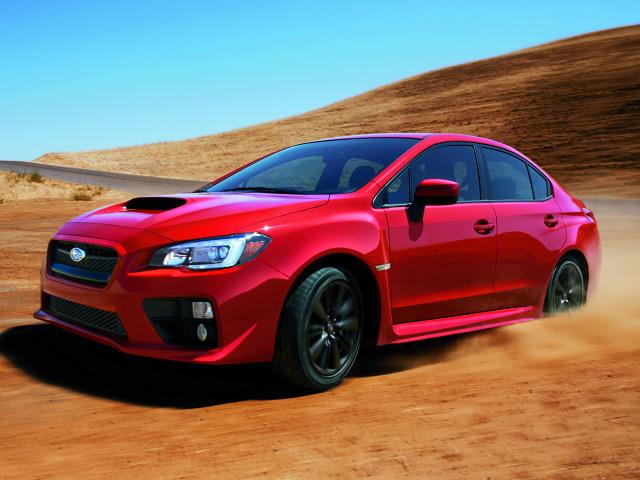 zdjęcie Subaru WRX