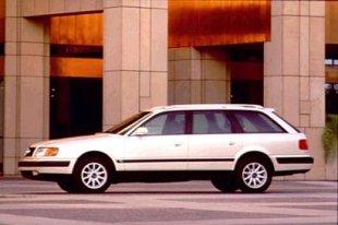 Audi 100 IV (C4) (1991 - 1994) Kombi