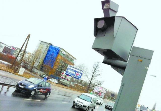 Fotoradary robią zdjęcia od tyłu, także te w Toruniu