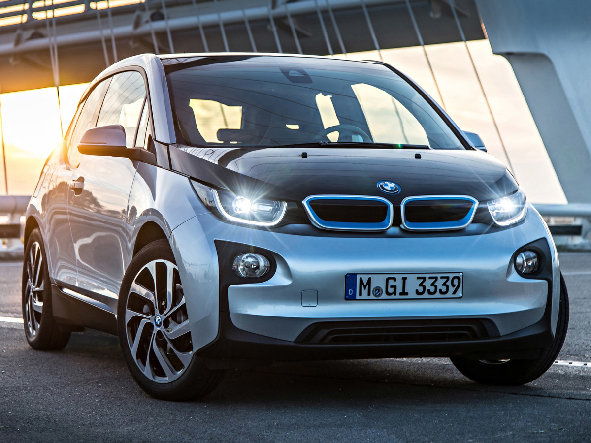 BMW produkuje model i3 od 2013 roku / Fot. BMW