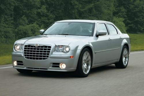 Fot. DaimlerChrysler: Chrysler 300C SRT-8