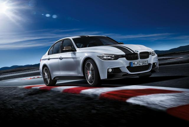 BMW serii 3 M Performance Edition / Fot. BMW