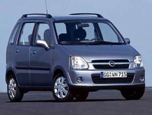 Opel Agila A (2000 - 2007) Hatchback