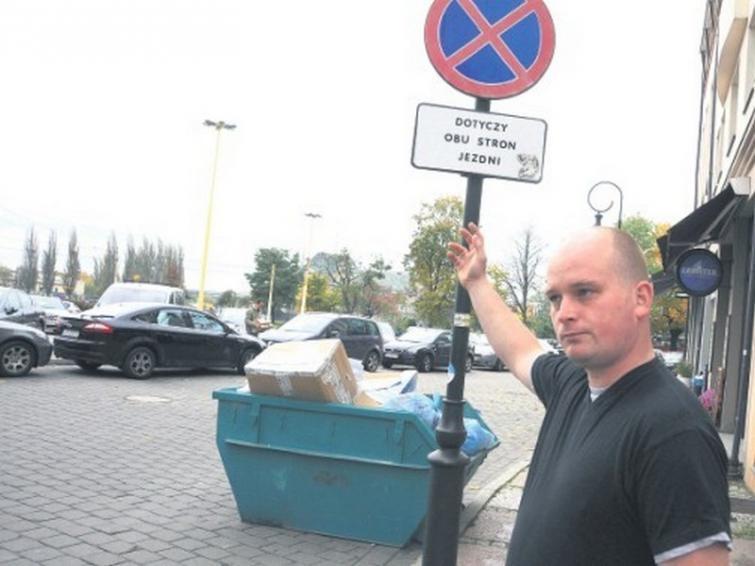 Szczecińskie Podzamcze: Powstanie strefa bez samochodów?