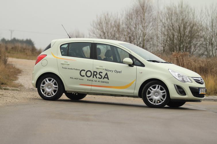 Testujemy: Opel Corsa 1.4 Twinport - miejski gracz (foto, film)