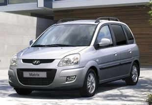 Hyundai Matrix (2001 - 2010) MPV