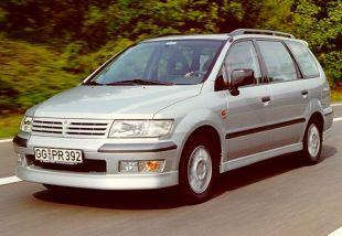Mitsubishi Space Wagon III (1998 - 2005) Van