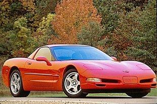 Chevrolet Corvette V (C5) (1997 - 2004) Coupe
