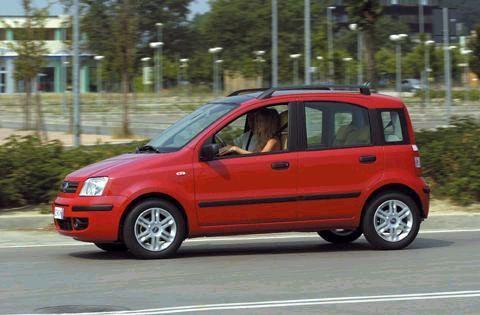 Najtańszym samochodem w UE jest Fiat Panda kupiony w Polsce