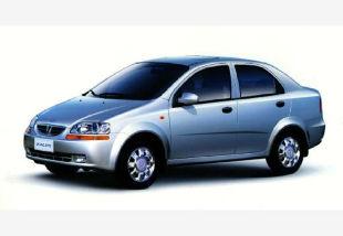 Daewoo Kalos (2002 - teraz) Sedan