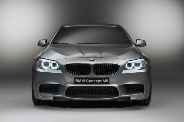 Nowe BMW M5 już wkrótce - zobacz zdjęcia i film