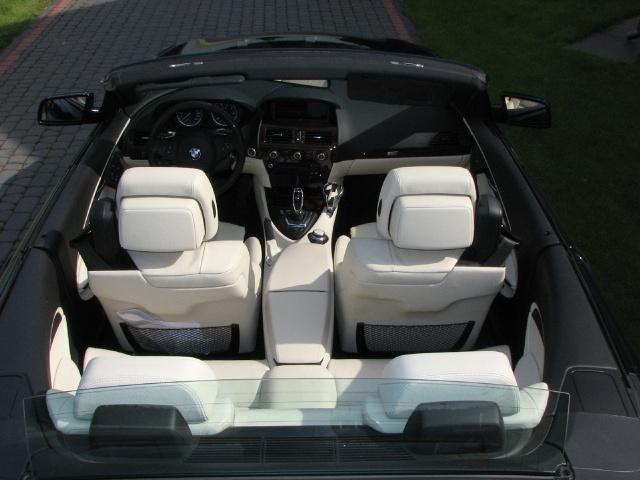 zdjęcie BMW serii 6 cabrio 4,8 l 650i