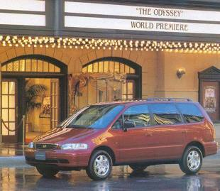 Honda Odyssey I (1994 - 1998) Minivan