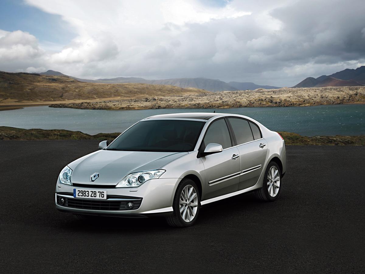 Renault Laguna, Fot: Renault