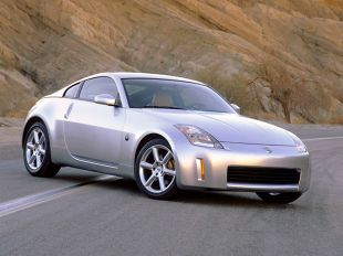 Nissan 350 Z (2003 - 2009) Coupe