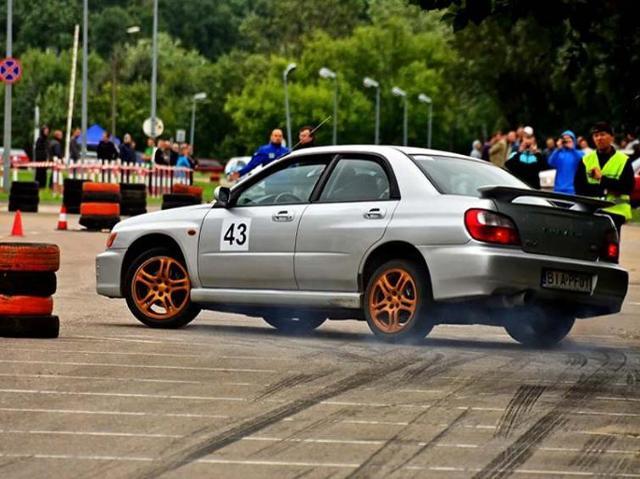Samochodowe Mistrzostwa Białegostoku - III runda już wkrótce