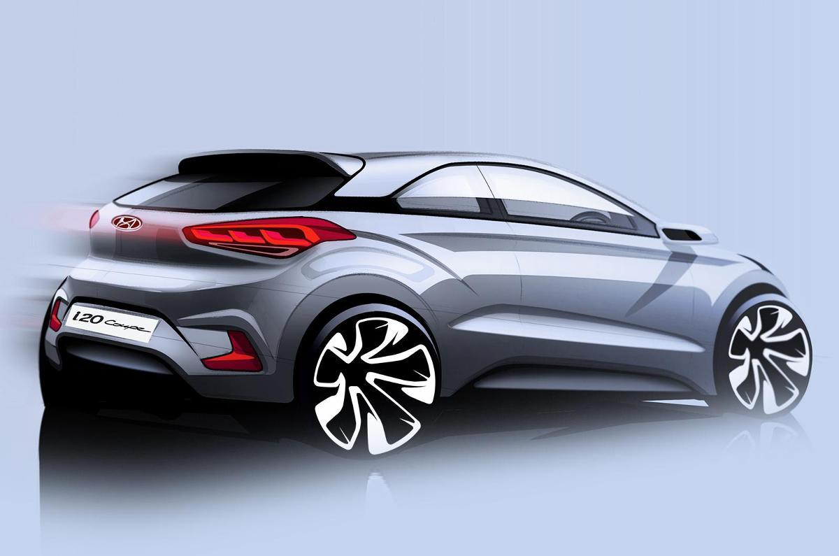 Hyundai i20 Coupe / Fot. Hyundai