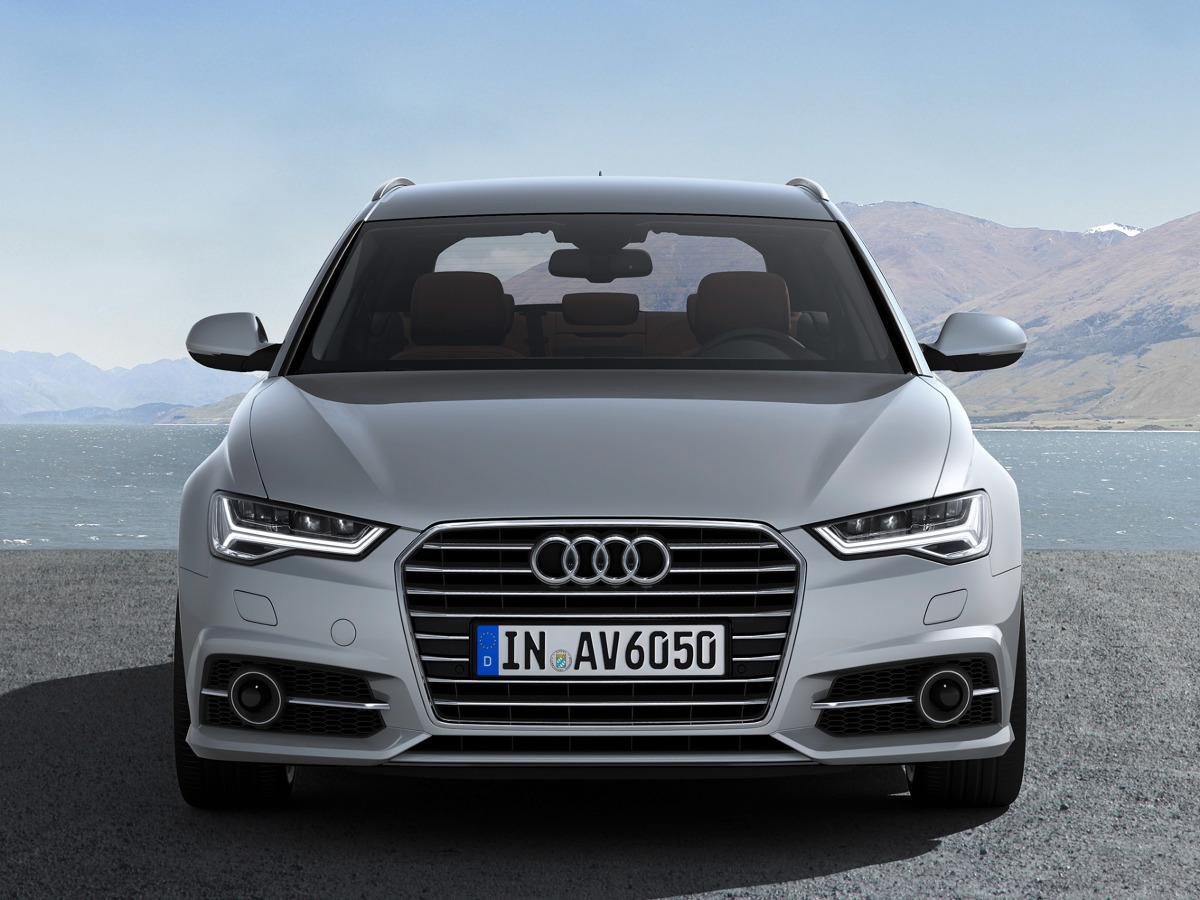 Audi A6 Zdjęcie Audi A6 Avant Foto