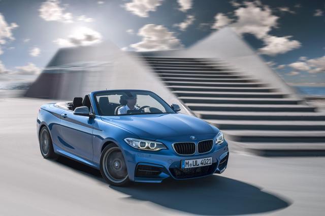 BMW Serii 2 Cabrio / Fot. BMW