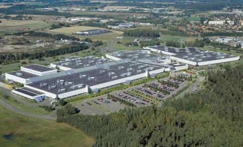 Fot. Volvo: Produkcja 4-cylindrowych silników diesla nowej generacji rozpocznie się z fabryce w Skövde w 2006 r.