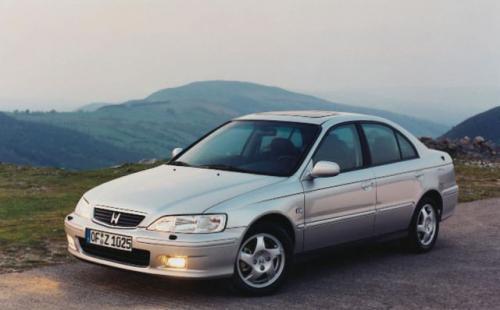 Fot. Honda: Używane Hondy Accord po raz pierwszy kupione w Polsce cieszą się dobrą opinią.