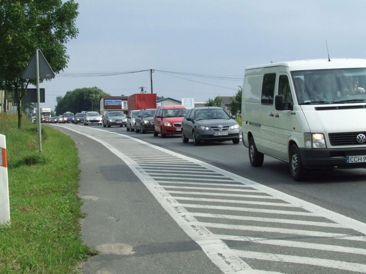 Chełmno - samorządowcy chcą zablokować drogę krajową nr 1