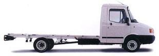 LDV Convoy (1997 - 2006) Podwozie
