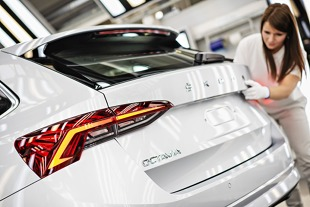 Skoda Octavia. Czwarta generacja już w produkcji. Jakie silniki do wyboru?
