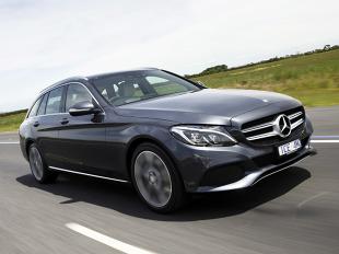 Mercedes-Benz Klasa C W205 (2013 - teraz) Kombi