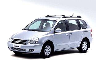 Kia Carnival II (2006 - 2010) Van